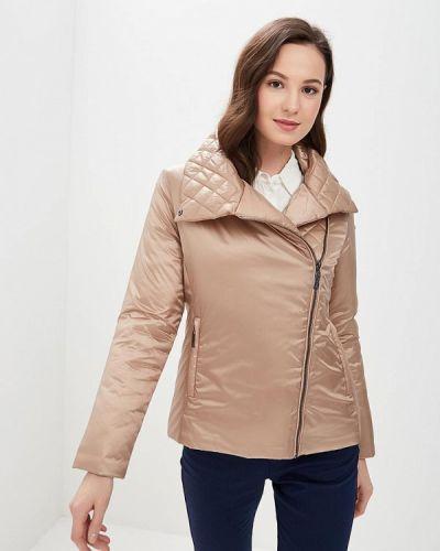 Утепленная куртка - бежевая Camomilla Italia