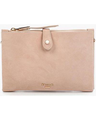 Розовая сумка Dune