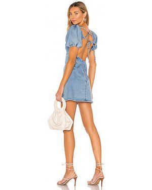Платье мини на резинке Finders Keepers
