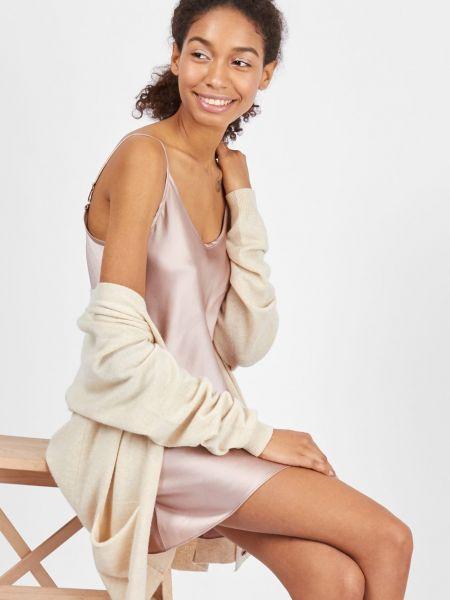 Платье мини платье-комбинация шелковое 12storeez
