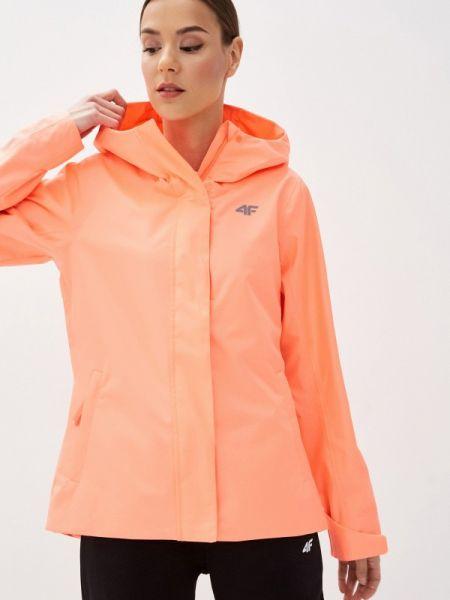 Куртка весенняя коралловый 4f