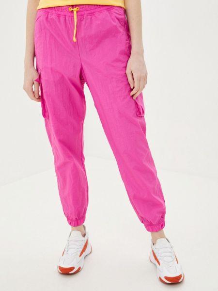 Спортивные брюки розовый весенний Nike