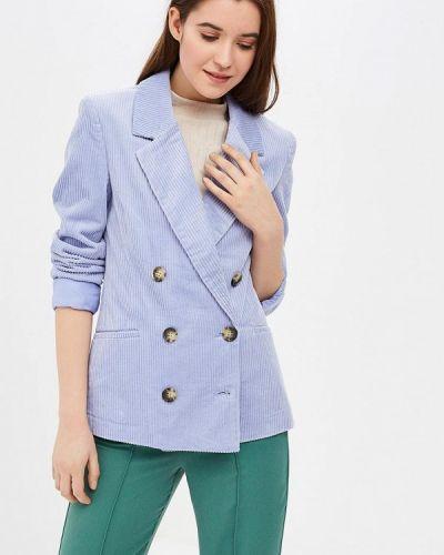 Пиджак фиолетовый Ichi