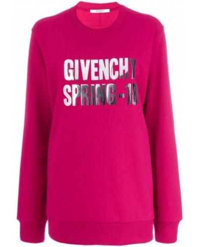 Толстовка с принтом с логотипом Givenchy