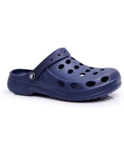 Crocsy - niebieskie Kesi