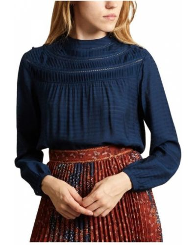 Niebieska bluzka Sessun