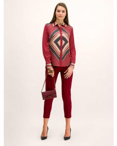 Czerwona bluzka Pennyblack