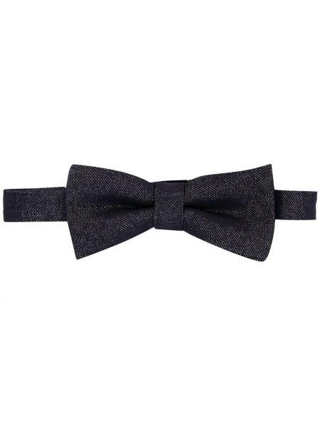Krawat czarny na wysokości Dsquared2