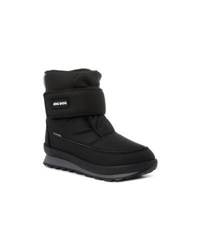 Ботинки черные Jog Dog
