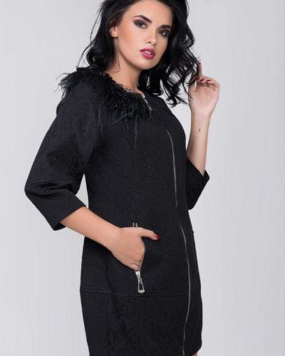 Вечернее платье - черное Sergio Cotti
