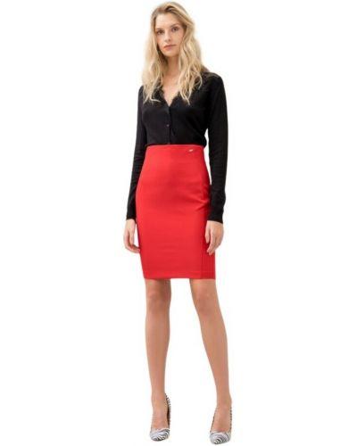 Czerwona spódnica Fracomina