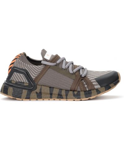 Szare sneakersy Adidas By Stella Mccartney