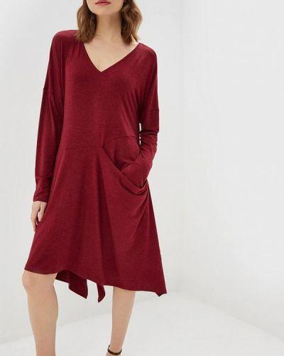 Платье красный Alezzy Liriq