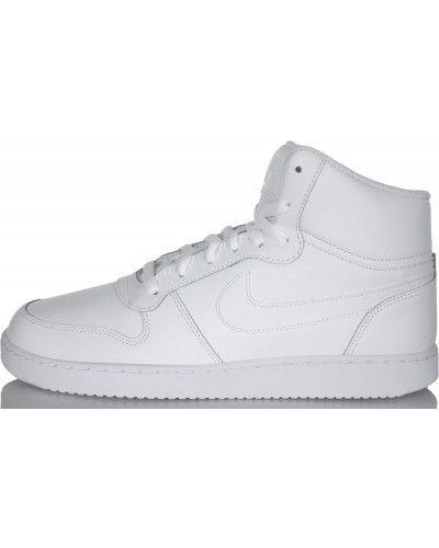 Белые кеды Nike