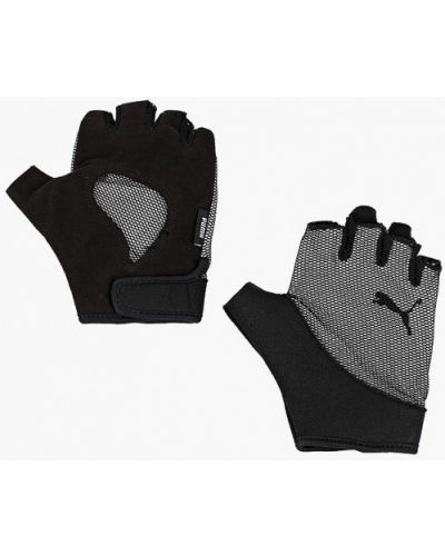 Перчатки текстильные для фитнеса Puma