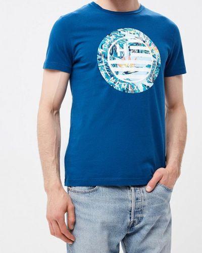 Синяя футболка Tommy Hilfiger