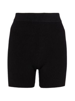Черные шорты классические Jacquemus