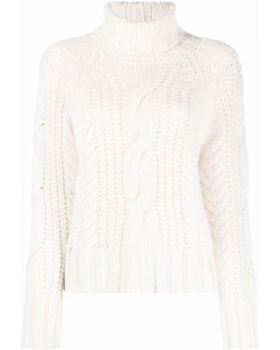 Biały sweter Parosh