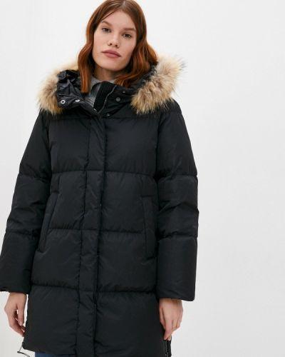 Черная куртка Weekend Max Mara