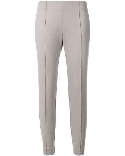 Зауженные брюки - серые Le Tricot Perugia