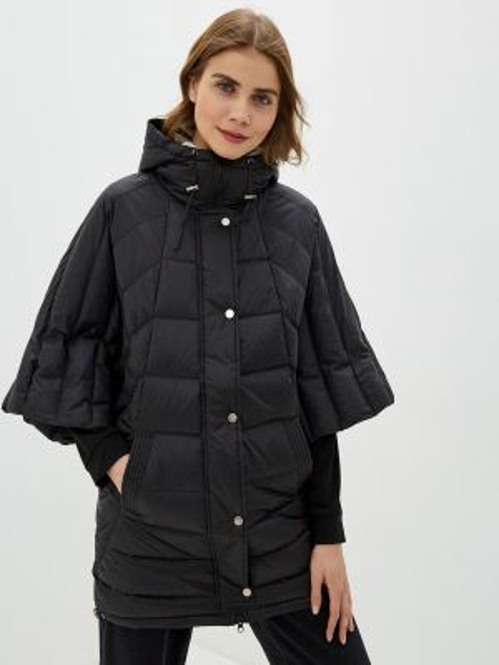 Теплая черная куртка On Parle De Vous