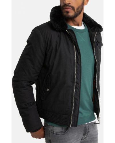 Куртка-пилот - черная La Redoute