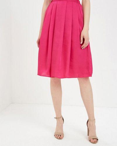 Розовая юбка весенняя Modis