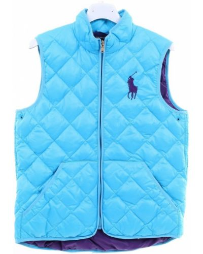 Kamizelka, niebieski Ralph Lauren