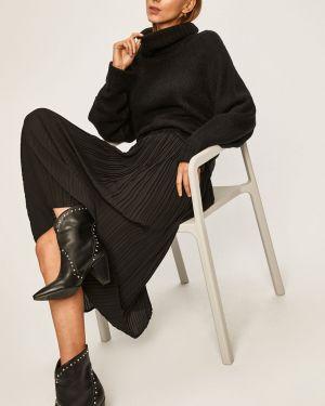 Spódnica z wzorem elastyczna Answear