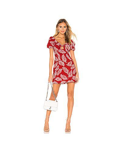 Платье на молнии из вискозы J.o.a.