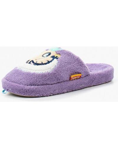 Фиолетовые домашние тапочки Dream Feet