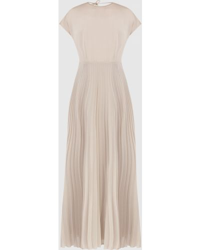 Платье макси - бежевое Peserico