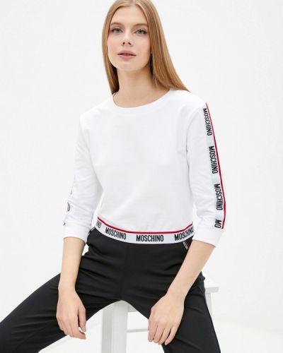 Свитшот - белый Moschino Underwear
