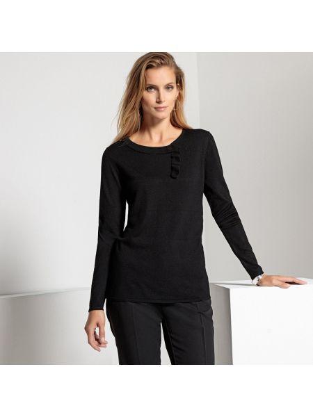 Пуловер из вискозы тонкий Anne Weyburn