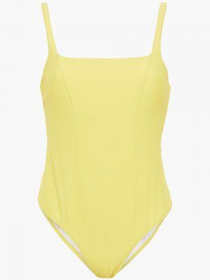 Купальник из полиамида - желтый Heidi Klein