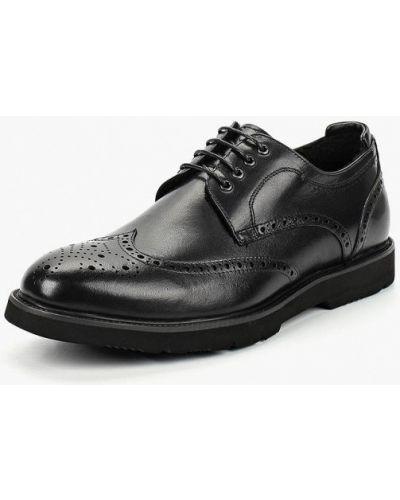 Туфли черные Guido Grozzi
