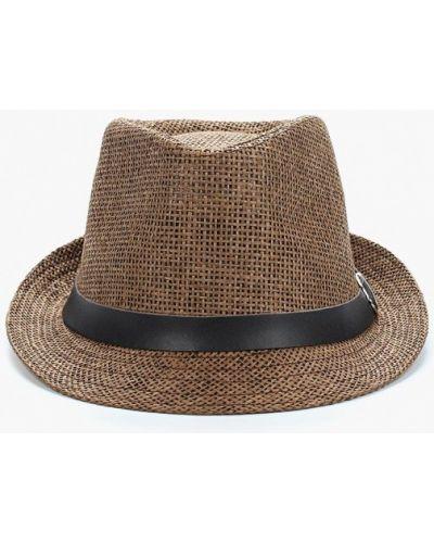 Коричневая шляпа Modis