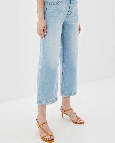 Широкие джинсы расклешенные Mango