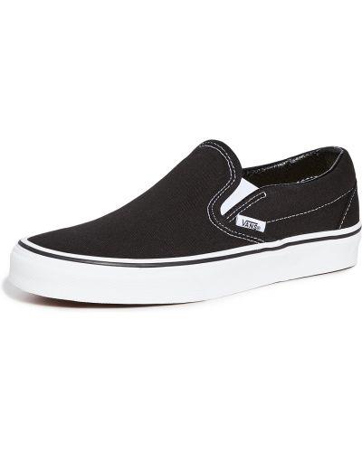 Klasyczne czarne majtki szorty Vans