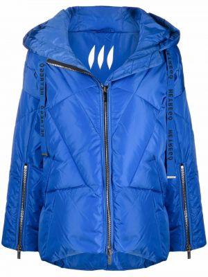 Дутая куртка - синяя Hetregò