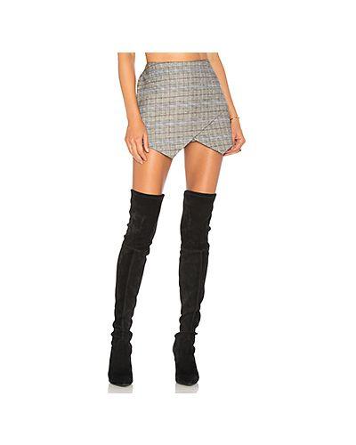 Юбка юбка-шорты с молнией сзади Majorelle