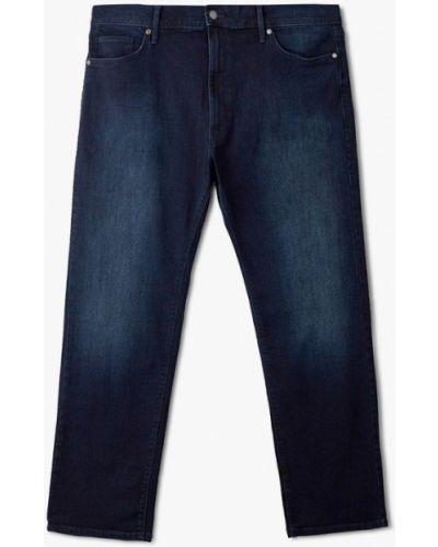 Прямые синие джинсы Marks & Spencer