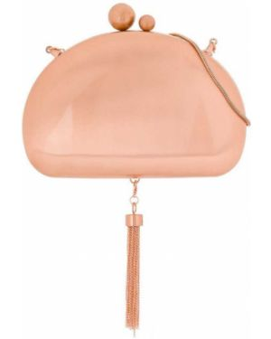 Розовая маленькая сумка Isla