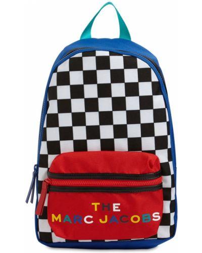 Plecak nylon brezentowy Little Marc Jacobs