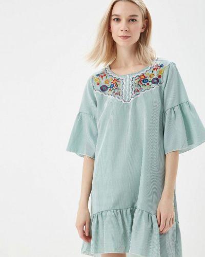 Платье - зеленое Sweet Miss