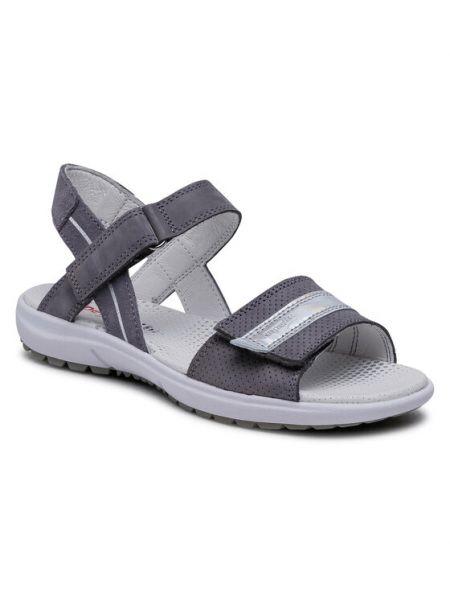 Szare sandały Superfit
