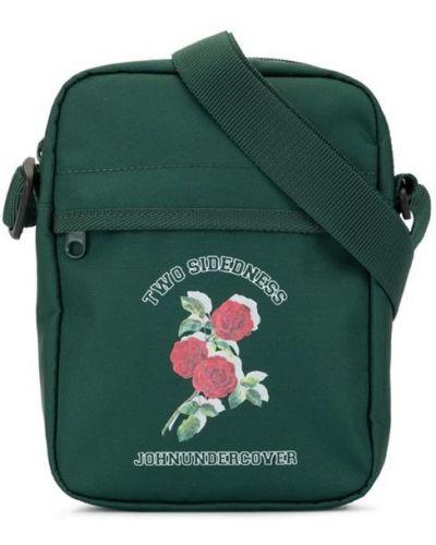 Мерцающая сумка через плечо Johnundercover