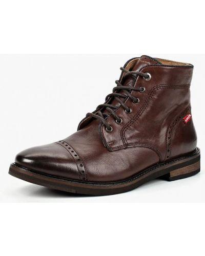 Ботинки осенние высокие резиновые Levi's®