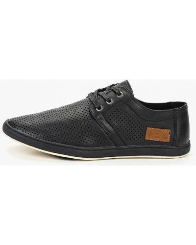 Туфли черные Tesoro