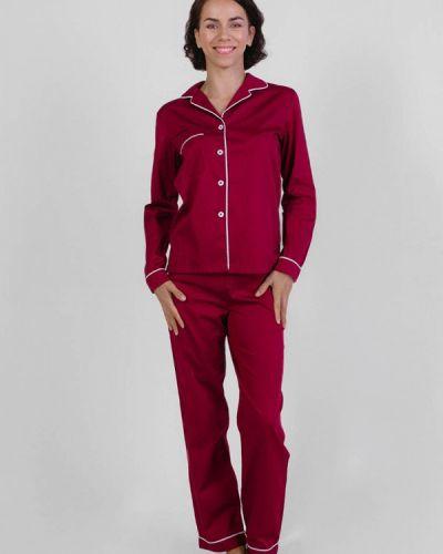 Пижама пижамный красная Pjmood